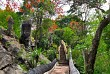Bầu trời Xiêng Khoảng Lào xanh ngăn ngắt
