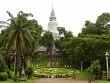 Campuchia nổi tiếng với Chùa Wat Phnom tuyệt đẹp
