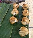Tới Luang Phrabang rồi thì hãy nếm qua bánh dừa nướng