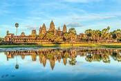 Tour Du Lịch Campuchia: Siem Riep - Phnom Penh Khởi Hành 29/01/2017 (Mùng 2 Tết)