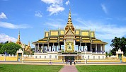 Tour Du Lịch Lào - Campuchia hành trình Viên Chăn - Siem riep - Phnompenh 7 Ngày 6 Đêm