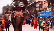 Tour Du Lịch Lào: Luang Prabang - Vieng Chan 4 Ngày 3 Đêm