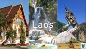 Vieng Chan - Luang Prabang - Xieng Khuang