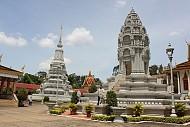 Các công trình đặc sắc trong chùa Bạc của Campuchia – Phần 2