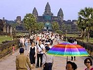 Campuchia đặt mục tiêu đón 8 triệu lượt khách quốc tế vào năm 2020