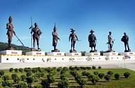 Đừng bỏ qua Hua Hin nơi 7 vị vua huyền thoại của Thái Lan quy tụ