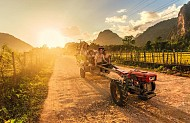 Hành trình tự túc khám phá cố đô Luang Prabang Lào