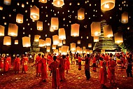 Lễ hội đèn hoa đăng Loy Krathong