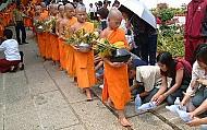 Lễ hội Khao Phansa Thái Lan