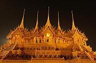 Lễ hội lâu đài sáp ở Sakhon Nakhon