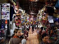 Mua sắm gì khi đi du lịch tại Campuchia