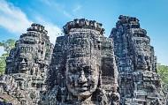 Ngôi đền bí ẩn Bayon của đất nước Campuchia