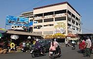 Những điểm mua sắm ở Phnom Penh - Campuchia