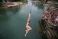 Trải nghiệm thú vị của dân phượt trong chuyến du lịch Lào
