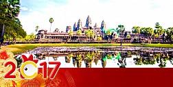 Tour Du Lịch Campuchia: Châu Đốc - Sihannouk Ville - Đảo Koh Thansur Từ TP. HCM