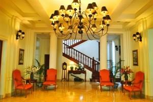 Du lịch Lào - cư trú khách sạn: Settha Palace Hotel - Viêng Chăn