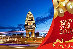Du Xuân Đón Tết đến với Siem Reap - Phnom Penh Khởi Hành từ Hà Nội Mùng 2 Tết Nguyên Đán