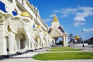 Tour du lịch Lào: Viên Chăn - Luang Prabang - Xiêng Khoảng 6 Ngày