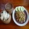 Tập tục trên bàn ăn ở dân tộc Lào