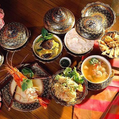 Ẩm thực Thái Lan phần 1