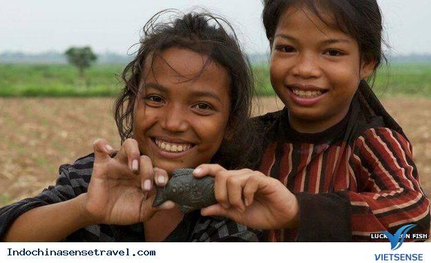 Bí ẩn của con cá sắt trong bữa ăn của người Campuchia,bi an cua con ca sat trong bua an cua nguoi campuchia