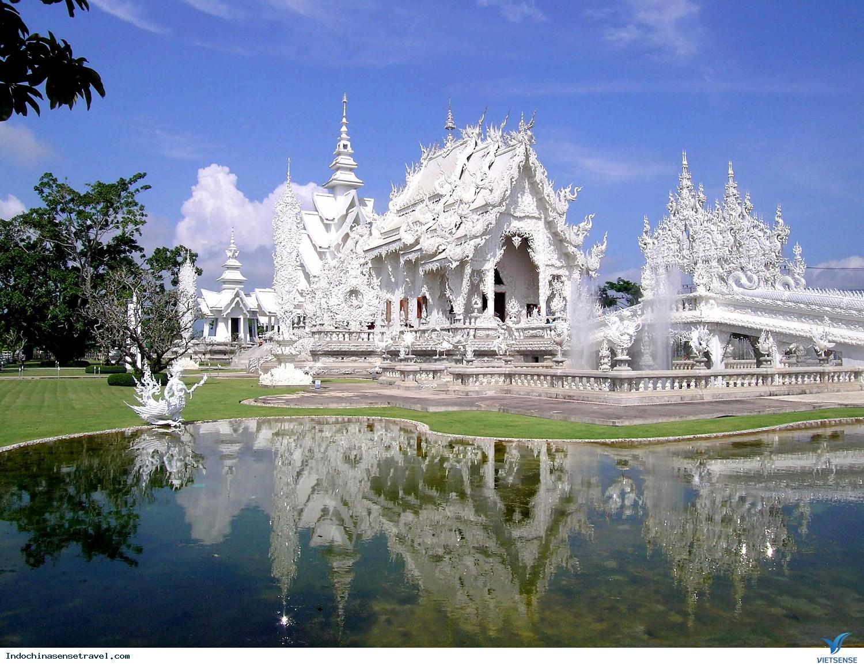 Chiang Mai Đóa hồng Phương Bắc diễm lệ của Thái Lan