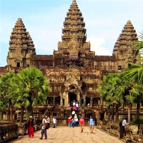 Chương trình Du lịch Campuchia Tết 2016: Siem Riep Phnom Penh 4 Ngày 3 Đêm,chuong trinh du lich campuchia tet 2016 siem riep phnom penh 4 ngay 3 dem