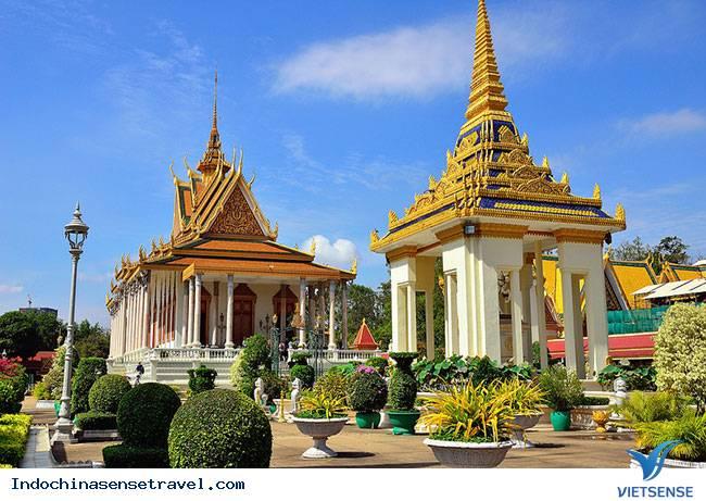 Hà Nội – Phnom Pênh – Siêm Riệp 4 Ngày 3 Đêm