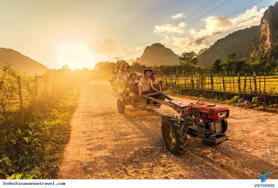 Hành trình tự túc khám phá cố đô Luang Prabang Lào,hanh trinh tu tuc kham pha co do luang prabang lao