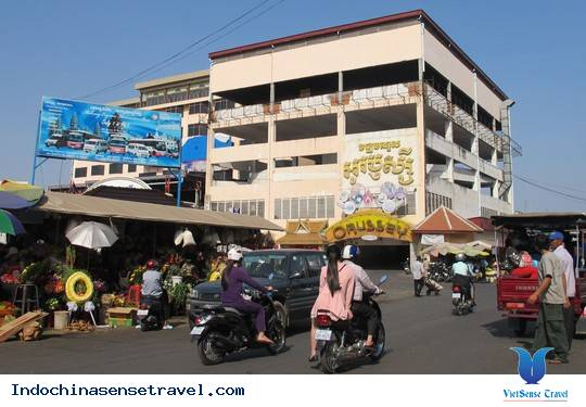 Những điểm mua sắm ở Phnom Penh - Campuchia,nhung diem mua sam o phnom penh  campuchia