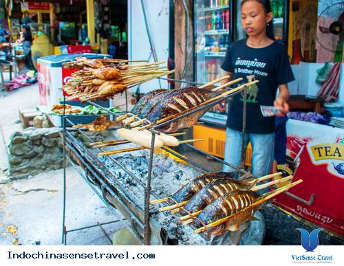 Sở hữu 10 món ăn vặt ngon bậc nhất tại Lào,so huu 10 mon an vat ngon bac nhat tai lao