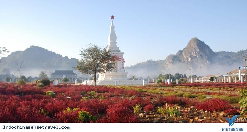 Tình bạn Việt – Lào thông qua Viêng Xay