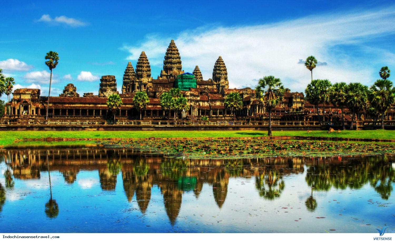 Top 5 địa danh nổi tiếng Campuchia