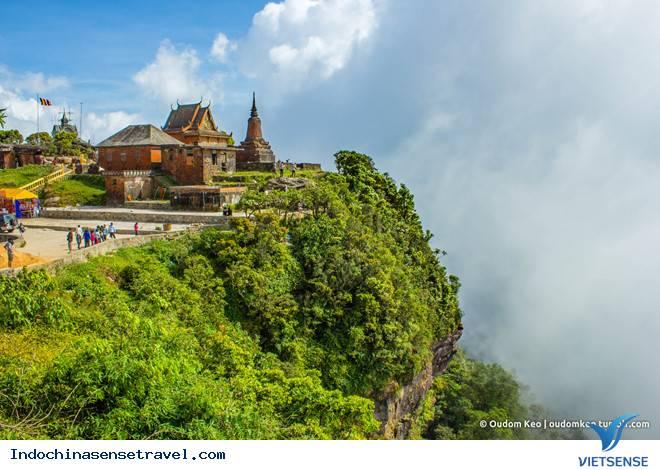 Tour Campuchia khởi hành từ Hồ Chí Minh giá rẻ