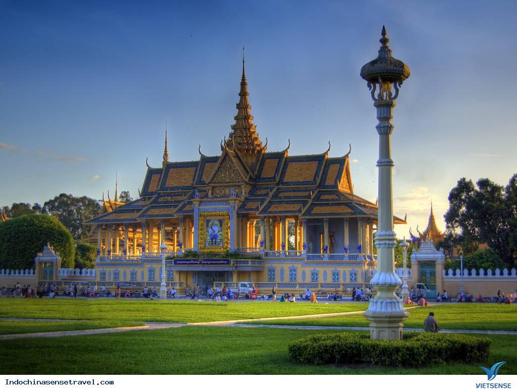 Tour Campuchia từ Hồ Chí Minh 2 ngày